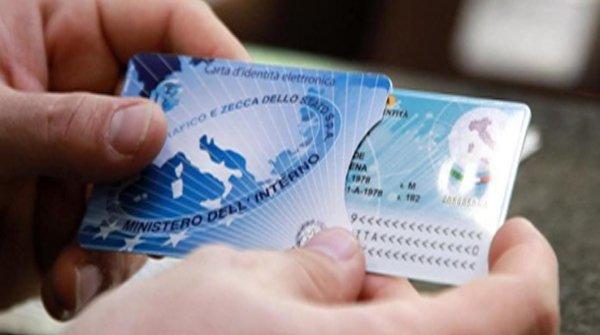 Carta d'identità elettronica dal 1 dicembre 2017